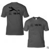 2019新品夏季军迷格洛克Glock纪念短袖T恤全棉舒适有大码19X印花