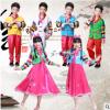 儿童韩服男女童朝鲜族舞蹈服少数民族演出表演服装大长今摄影服装