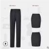 厂家供应 西裤哈伦裤女 宽松工装小脚高腰女式长裤 可亚博体育app在线下载