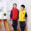 【梭织】 厂家定做儿童棒球服 中小学生校服秋季运动套装 学生校服两件套