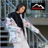 BIMODAL冰道滑雪服女单板双板滑雪登山防风防水保暖户外运动上衣