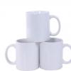 热转印杯子 批发空白涂层瓷杯 印广告印照片促销宣传专用礼品杯子