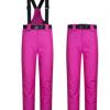 MUTUSNOW/牧途雪 冬新款大码滑雪裤男女情侣款 防水透气 一件代发