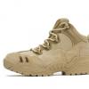 户外作战靴战术靴军靴沙漠军迷登山靴防滑高帮靴跨境货源秋季现货