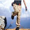 【限量】北京森林户外自制宽松弹力束脚工装迷彩速干裤大码女式