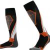 运动滑雪袜 长筒压力压缩袜子男女士美利奴羊毛袜子 批发定制
