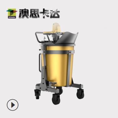 移动式水泥砂浆搅拌站电动搅拌机配套设备 小型涂料搅拌站