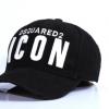 DSQ欧美潮流时尚男女通用棒球帽街拍潮帽速卖通亚马逊爆款运动帽