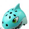 酷萨SMS非一体成型自行车儿童疯狂动物骑行头盔