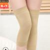 夏季空调房护膝四季薄款针织弹力膝盖护具保暖老寒腿膝关节保护套