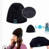 蓝牙针织帽子无线蓝牙耳机帽子音乐帽子蓝牙耳机帽