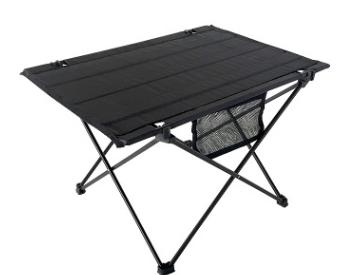 户外折叠桌椅便携式野外烧烤野餐桌自驾游露营铝合金折叠桌