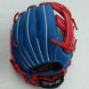 棒垒球运动用品户外运动棒球手套牛皮耐磨可贴牌接手套外贸订单