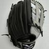 棒球运动用品棒垒球手套厂家定制可贴牌加工耐磨加厚猪皮棒球手套