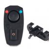 知了A6小强A3山地自行车无线智能遥控防盗报警器喇叭USB充电尾灯