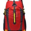 热销新款户外登山包 双肩旅行包彩带徒步背包户外用品大登山包45L