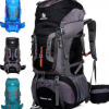 80L新款超大容量登山包户外双肩包男女旅行包特大背包旅游包防水