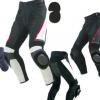 PK717摩托车骑行裤赛车骑士裤透气带护具骑行服不含磨包防摔长裤
