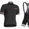 跨境专供闪电短袖骑行服套装 夏季吸汗透气自行车骑行服工厂直销