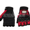 正品特价pro全指赛车摩托车越野车手套防摔 骑士防滑防护半指手套
