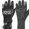 新品摩托车手套 骑行电热保暖手套自行车长指手套户外运动秋冬款