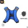 批发10KG潜水料沙衣弹力布负重背心隐形沙背心跑步马甲一件代发