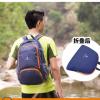 超轻便携户外运动折叠背包亚博体育app在线下载logo尼龙双肩包折叠收纳旅行包30L
