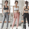 凯萱丝秋季新款韩版跑步瑜伽服健身运动三件套装速干显瘦一件代发