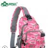 亚博体育app在线下载款顿巴纵队潮流旅行防水多功能胸包胸包休闲斜挎包运动单肩包