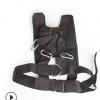 健身拉力带雪橇阻力背带训练背心体能训练背心体育用品亚马逊热销