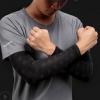数彩FBX户外纹身防晒冰丝袖套bingxiu花臂袖套防紫外线高尔夫袖套
