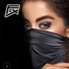 FBX户外室内面罩冰丝无缝魔术头巾防紫外线男女骑行运动头巾亚博体育app在线下载