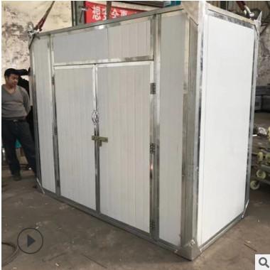 厂家供应箱式木材肥料烘干房 辣椒果蔬烘干设备 菊花连续式烘干机