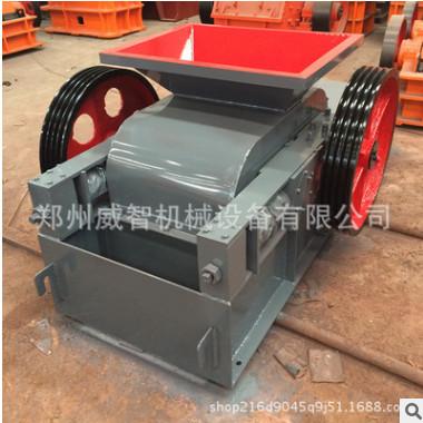 供应2PG400×250辊式破碎机 辊式制砂机 小型对辊式破碎机