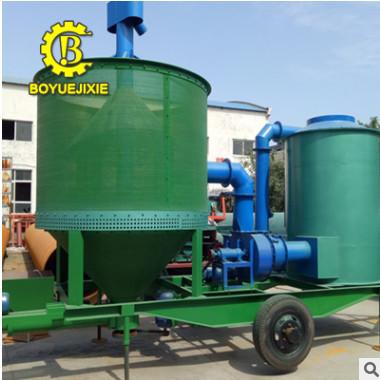 新型移动式粮食烘干机玉米水稻移动式粮食烘干机大豆移动烘干设备