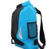 500D夹网防水背包 反光功能防水包 多功能防水背包 双肩防水包