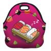 可爱卡通防水饭盒袋午餐便当包 保温清新妈咪包简约轻便手提包