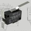Micro Switch UL VDE微动开关KW3A 特殊动臂