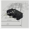 供应插PC多国认证环保型微动开关-防水型开关WS4系列IP67