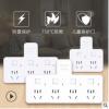 厂家直销厨房专用插座一转多转换插座家用独立开关电源转换插座