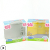 玩具开窗展示盒厂家定制 彩色白卡包装盒 瓦楞包装纸盒玩具礼品盒