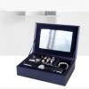 复古绒布绸缎首饰盒韩式珠宝盒耳环项链戒指收纳盒便携首饰盒收纳