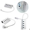 厂家新款USB3.0四口集线器 超高速 3.0HUB全铝合金材料USB3.0HUB