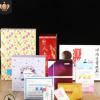 彩印纸盒定制化妆品药品包装盒折叠礼品包装盒定做印刷logo