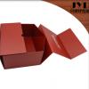 (诚信厂家)客户推荐硬纸板折叠盒高档帽子盒深圳厂家帽子礼盒