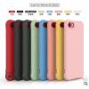 适用于iPhone se2代手机壳全包tpu小蛮腰糖果色手机保护套苹果11