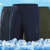厂家批发夏季大码短裤男女户外运动速干裤外贸休闲大裤衩一件代发