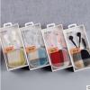 耳朵先森 E-131带唛布艺收纳盒精美礼品礼物耳塞式网红手机小耳机