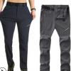 新款速干裤男士夏季弹力薄款长裤大码透气户外徒步冲锋裤厂家直销