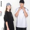 MYF男装|原创指向设计T恤2020年春季新款字母拼色全棉短袖t-shirt